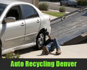 Auto Recycling Denver - We Buy Junk Cars