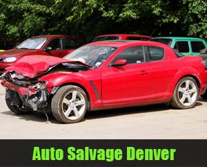 Auto Salvage Denver