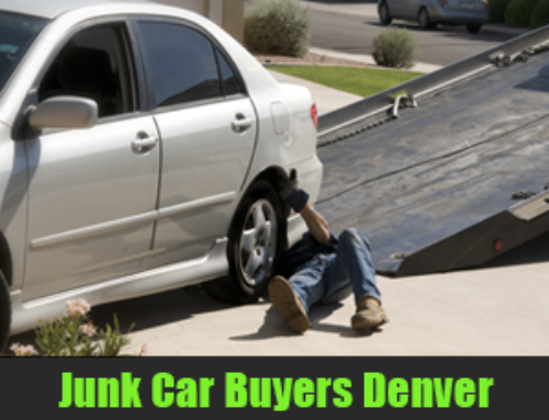 Cash For Junk Cars – Denver, CO
