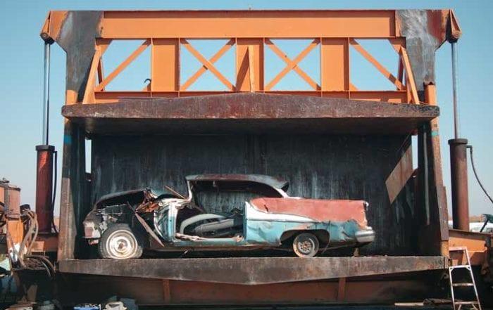 Auto Salvage Dever, Colorado