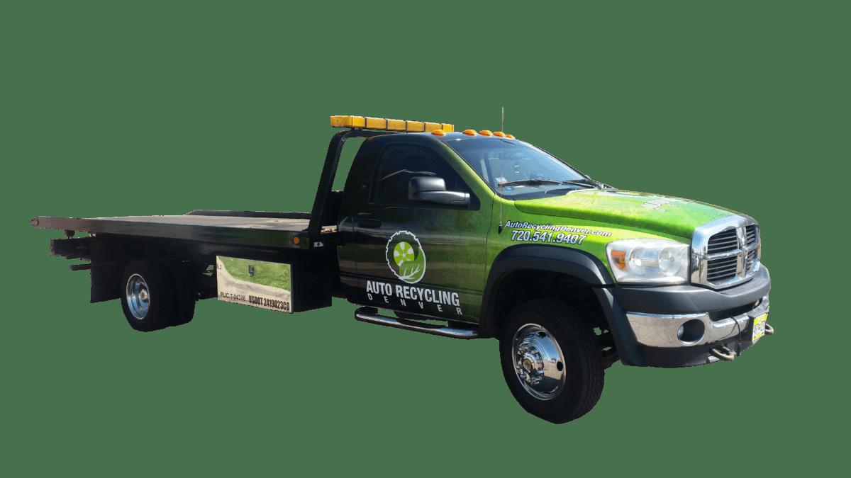 Cash For Junk Cars - Denver, CO - Auto Recycling Denver | We Buy ...