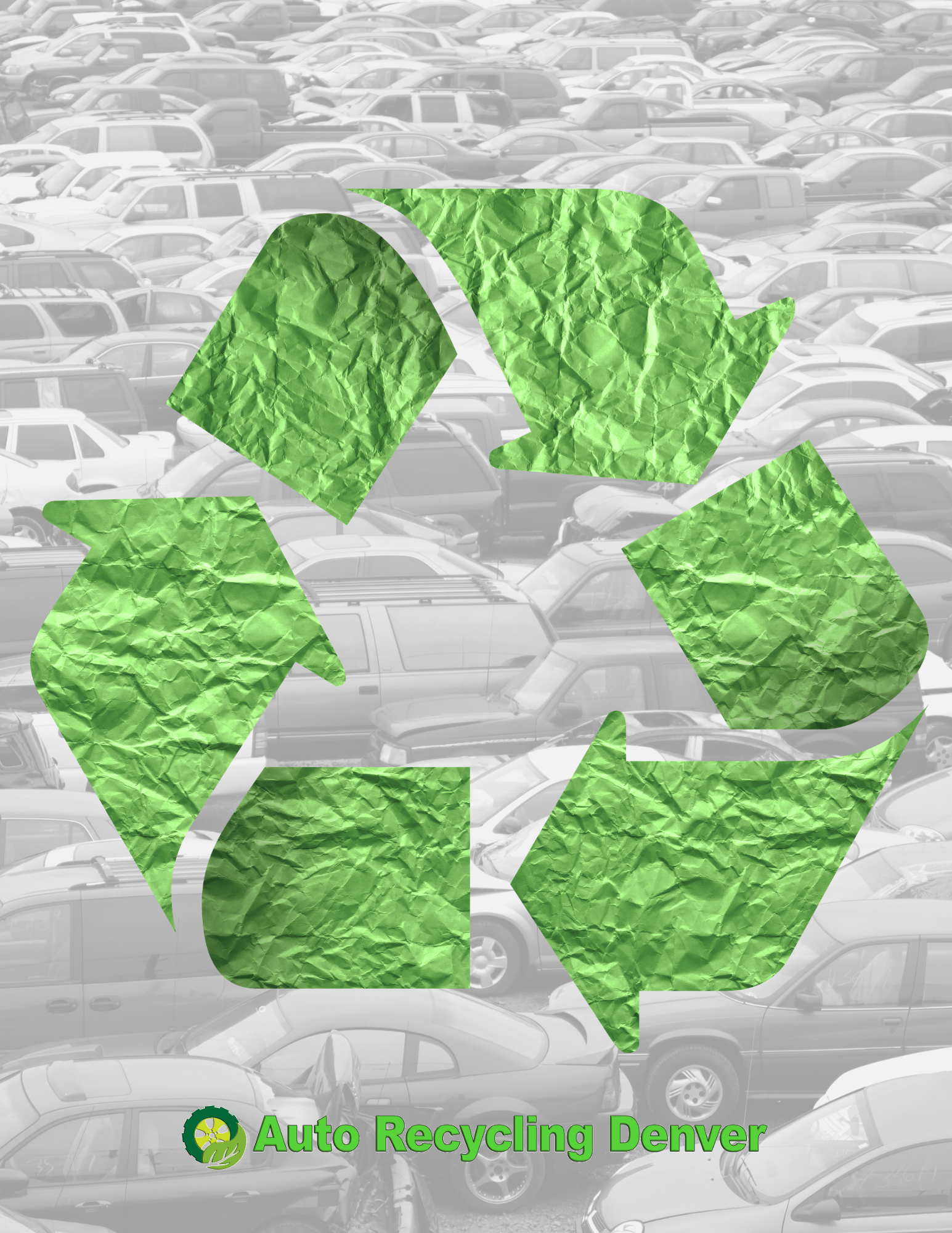how to recycle junk cars