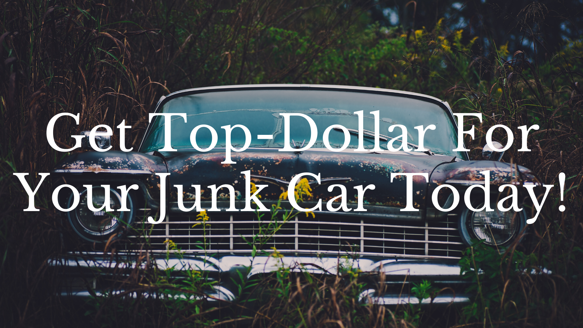 junk car buyer denver area