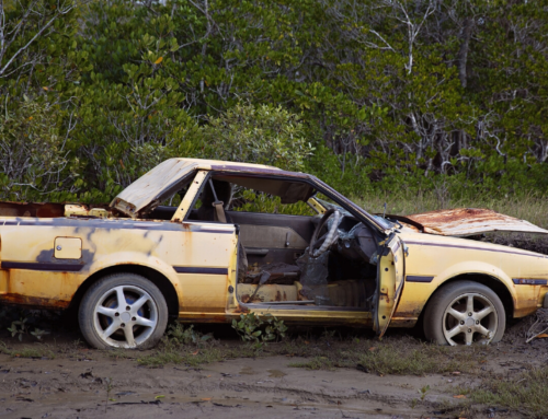 8 Reasons to Sell A Junk Car