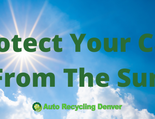 5 Ways to Protect A Car from the Sun
